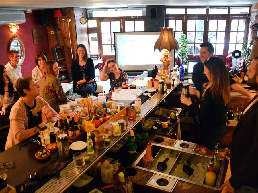 LAB - Cocktail Bar Food & Bartending Solutions